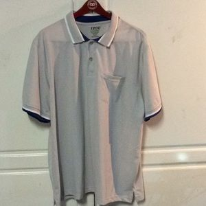 Izod Performx Golf Slim Fit Polo Shirt - XXL